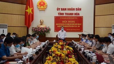 Thanh Hoá: 85 người trúng cử HĐND tỉnh nhiệm kỳ 2021-2026
