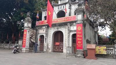 Hà Nội:  Hết cảnh 'không lễ hội nhưng vẫn đón khách'