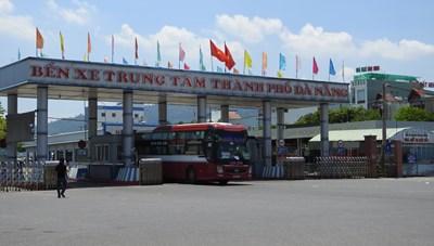 Đà Nẵng: Dừng vận tải khách bằng ô tô đến nhiều địa phương trong nước