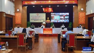 Thường trực Ban Bí thư Võ Văn Thưởng tiếp xúc trực tuyến cử tri Đà Nẵng
