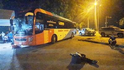 Đà Nẵng: Khởi tố lái xe khách chống người thi hành công vụ, dọa làm lây lan dịch