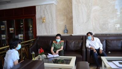 Đà Nẵng: 5 khách sạn vi phạm phòng, chống dịch bị phạt 55 triệu đồng