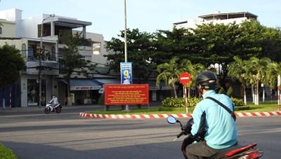 Đà Nẵng: Ra ngoài trong trường hợp cần thiết, phải có giấy đi đường
