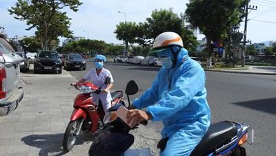 Đà Nẵng: Công bố danh sách hơn 800 shipper được phép hoạt động