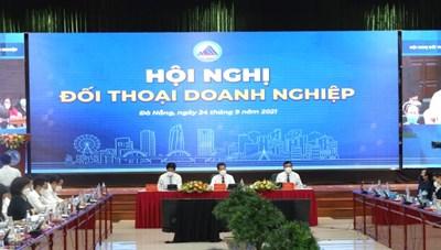 Đà Nẵng: Lãnh đạo TP cam kết không để đứt gãy chuỗi sản xuất, cung ứng