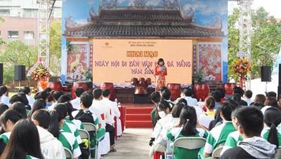 Ngày hội Di sản văn hóa Đà Nẵng năm 2020