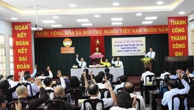 Ông Ngô Xuân Thắng làm Chủ tịch Ủy ban MTTQ Việt Nam TP Đà Nẵng