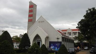 Lãnh đạo Thành ủy Đà Nẵng thăm, chúc mừng Giáng sinh 2020