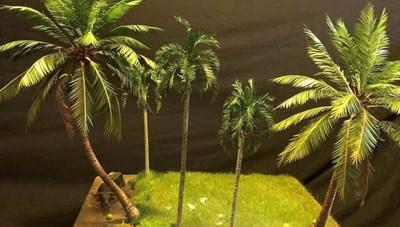 Độc đáo khung cảnh làng quê Việt Nam từ mô hình cây xanh mini