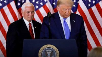 Tại sao ông Trump bị 'quay lưng' sau sự cố Capitol?