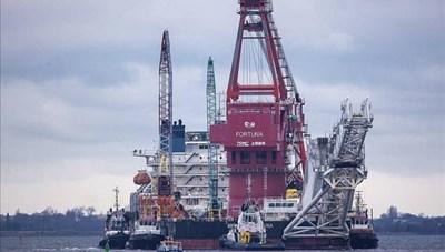 Nga, Đức phản đối Mỹ áp đặt trừng phạt dự án Nord Stream 2