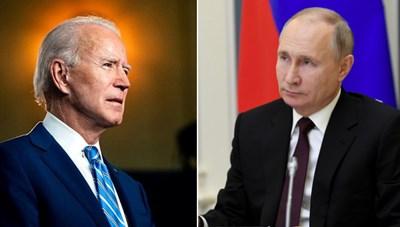 Ông Biden chưa có kế hoạch điện đàm với ông Putin sau khi nhậm chức