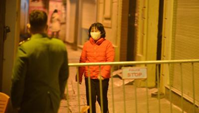 Hà Nội: Một nam thanh niên tại quận Cầu Giấy nghi nhiễm Covid-19