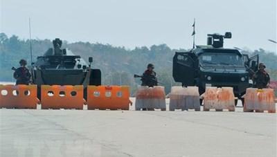 Quân đội Myanmar cam kết tổ chức bầu cử và chuyển giao quyền lực