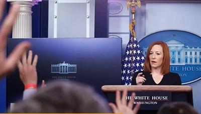 Phóng viên tác nghiệp tại Nhà Trắng sẽ phải trả phí xét nghiệm Covid-19