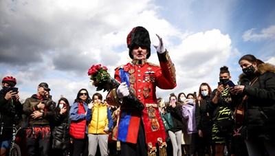 Vương quốc Anh sẽ bắn đại bác để tưởng nhớ Hoàng thân Philip