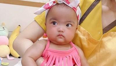 'Sao' Việt trong ngày: Con gái Mạc Văn Khoa xứng đáng là cây hài với nét mặt 'căng'