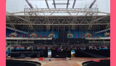 Không tiếc công dựng sân khấu, Mỹ Tâm quyết hoãn liveshow 'Tri Âm' ở Hà Nội để phòng dịch