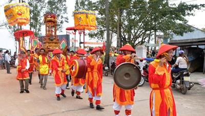 Tín ngưỡng thờ cá voi của ngư dân Quảng Bình