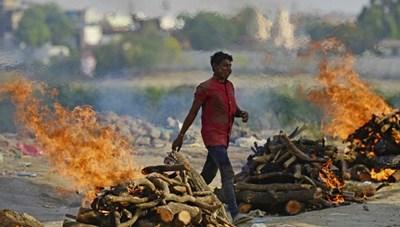Nước mắt Ấn Độ và nỗi đau của loài người