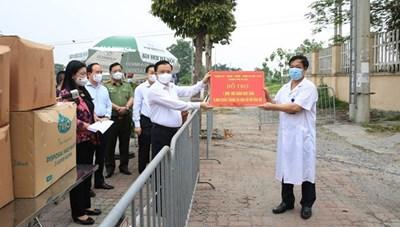Hà Nội: Kiến nghị tăng mức bồi dưỡng lực lượng phòng, chống dịch Covid-19 lên 70%