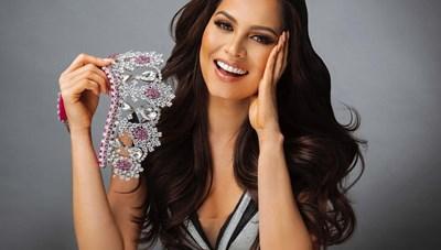 Hoa hậu Mexico đăng quang Miss Universe 2020