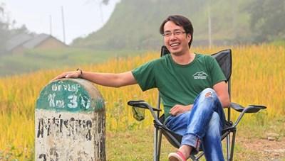 Nhà báo Trương Anh Ngọc: Càng đi, càng thấy Việt Nam thật đẹp