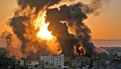 Lịch sử xung đột và chảo lửa Gaza
