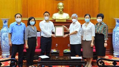 Chung tay ủng hộ để toàn dân được tiêm vaccine phòng Covid-19