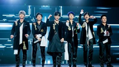 Uni5 khiến giấc mơ về những 'BTS Việt Nam' bớt xa vời