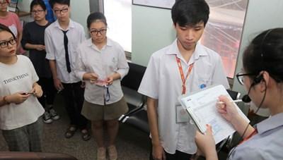 2 thí sinh 13 tuổi lọt VCK cuộc thi Tin học Văn phòng quốc gia