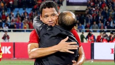 Thực hư chuyện HLV Park Hang Seo mời Anh Đức trở lại đội tuyển