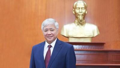 Chủ tịch Đỗ Văn Chiến gửi điện chúc mừng kỷ niệm 100 năm Ngày thành lập Đảng Cộng sản Trung Quốc