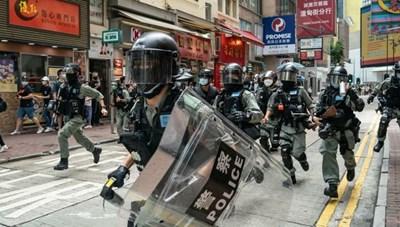 Quốc hội Mỹ thông qua dự luật trừng phạt Trung Quốc