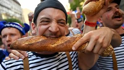 [ẢNH] EURO 2020: Những món ăn truyền thống gắn liền với các cổ động viên