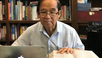 Giáo sư Nguyễn Lân Dũng:Sống và chia sẻ