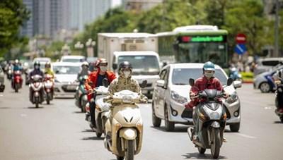 Ngày 7/7, chỉ số tia UV ở Hà Nội và Đà Nẵng có nguy cơ gây hại rất cao