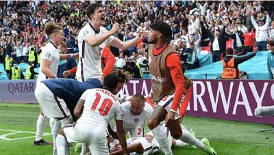 Anh và Italia được dự đoán sẽ chơi trận chung kết Euro 2020
