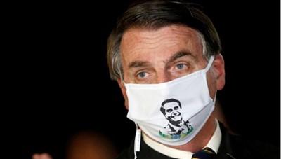 Tổng thống Brazil Jair Bolsorano chính thức nhiễm virus SARS-CoV-2