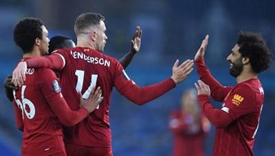 Premier League: Man City thắng hủy diệt, Liverpool tiến sát kỷ lục