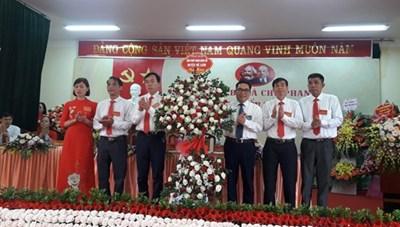 Xem xét kỷ luật Trưởng ban kiểm phiếu tại Đại hội Đảng bộ xã Chu Phan