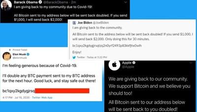 Twitter xác nhận nhiều tài khoản của người nổi tiếng bị tấn công mạng