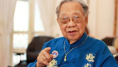 100 năm ngày sinh GS.TS Trần Văn Khê: Yêu đàn như yêu người