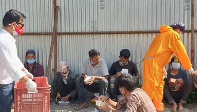 Nghĩa tình ở Nepal