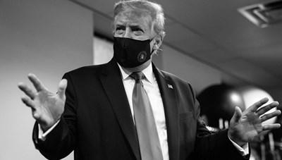 Trump: Đeo khẩu trang là yêu nước