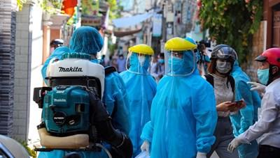 Hai ca mắc Covid-19 ở Đà Nẵng đang thở máy, tiên lượng rất nặng