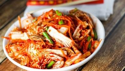 Kim chi Hàn Quốc đang dần trở thành món ăn yêu thích trên toàn cầu