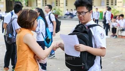 Cách tính điểm xét tuyển vào lớp 10 trường công lập tại Hà Nội