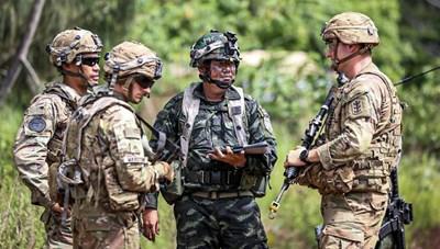 Lính Thái Lan nhiễm nCoV sau đợt huấn luyện chung với Mỹ
