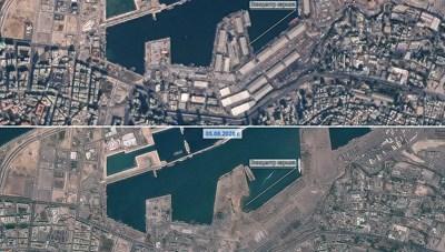 Thủ đô của Li Băng biến dạng sau vụ nổ kinh hoàng khiến 135 người chết